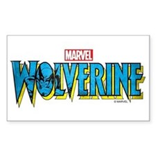 Wolverine Logo Decal