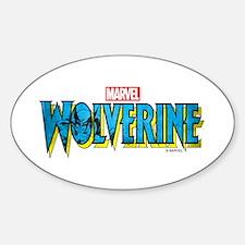 Wolverine Logo Decal