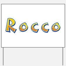 Rocco Giraffe Yard Sign