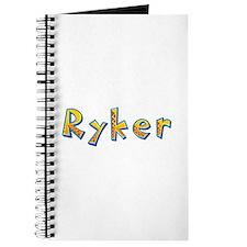 Ryker Giraffe Journal