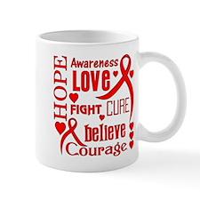 Epidermolysis Bullosa Hope Words Mug