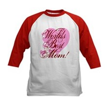 Mother's Day Worlds Best Mom Tee