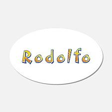 Rodolfo Giraffe Wall Decal