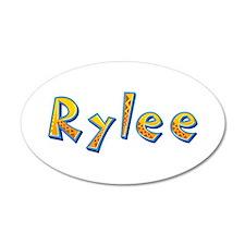 Rylee Giraffe Wall Decal