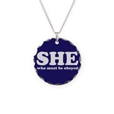 Must Be Obeyed Necklace