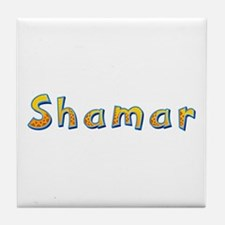 Shamar Giraffe Tile Coaster