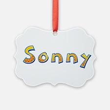 Sonny Giraffe Ornament