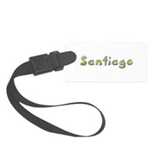 Santiago Giraffe Luggage Tag