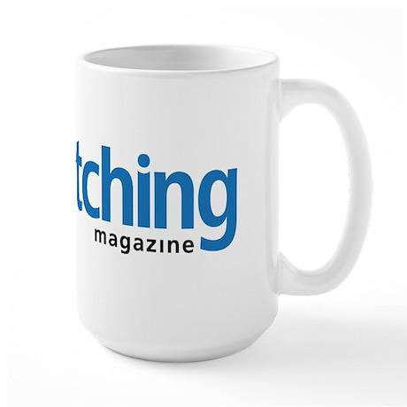 BirdWatching Large Mug