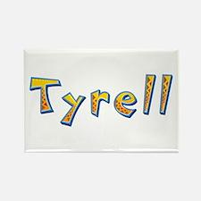 Tyrell Giraffe Rectangle Magnet