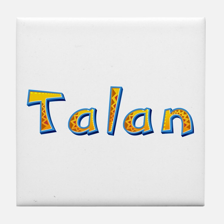 Talan Giraffe Tile Coaster