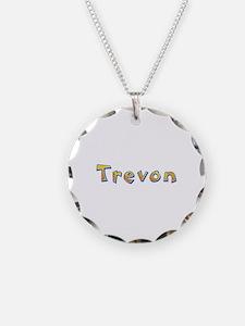 Trevon Giraffe Necklace