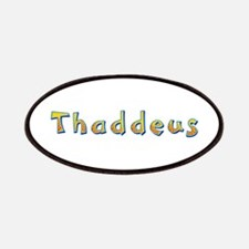 Thaddeus Giraffe Patch