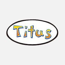 Titus Giraffe Patch