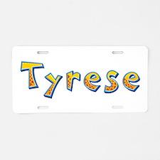 Tyrese Giraffe Aluminum License Plate