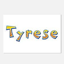 Tyrese Giraffe Postcards 8 Pack