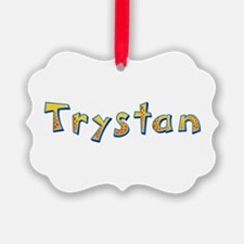 Trystan Giraffe Ornament