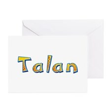 Talan Giraffe Greeting Card 10 Pack