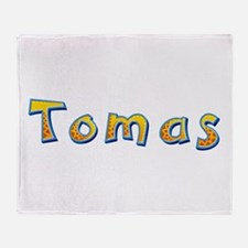 Tomas Giraffe Throw Blanket