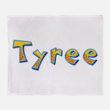 Tyree Giraffe Throw Blanket