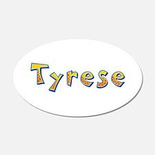 Tyrese Giraffe Wall Decal