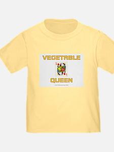 Vegetable Queen T