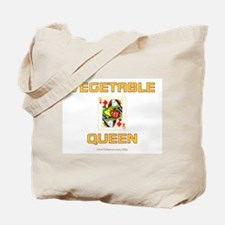Vegetable Queen Tote Bag