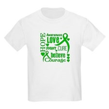 Glaucoma Hope Words T-Shirt