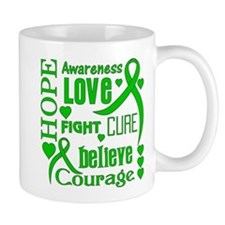 Glaucoma Hope Words Mug