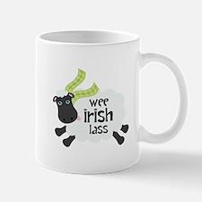Wee Irish Lass Mugs