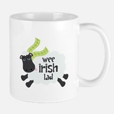 Wee Irish Lad Mugs