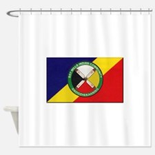 Bay Mills Indian Community Shower Curtain