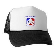 Custom Hockey Goalie League Logo Hat