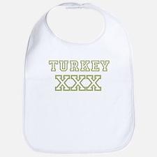 Turkey XXX Bib