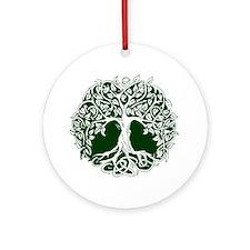 Tree of Life Round Ornament