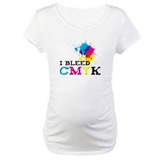 Bleed CMYK Shirt