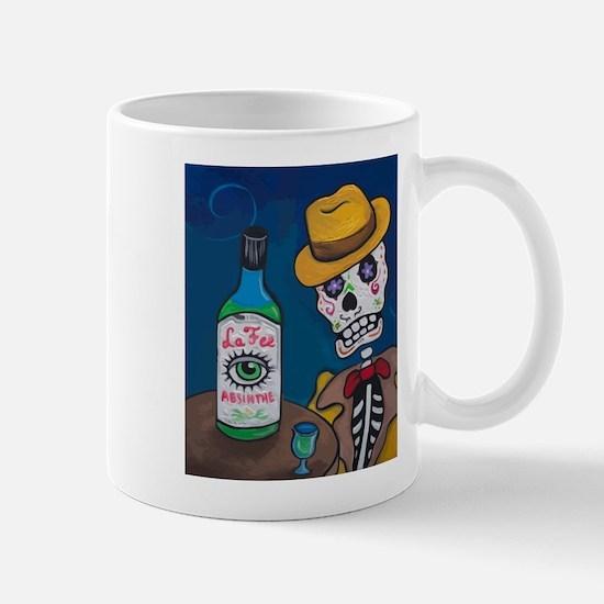 Los Muertos - Absinthe Drinker Mugs