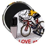 Love at First Bike T-shirt.png Magnets
