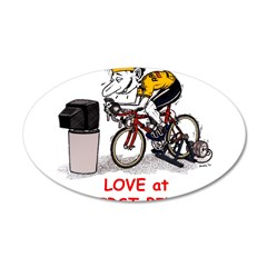 Love at First Bike T-shirt.png Wall Decal