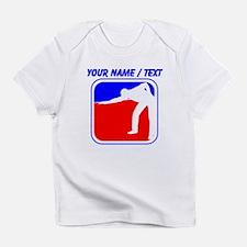 Custom Billiards League Logo Infant T-Shirt