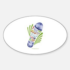 Tap Shoe Decal