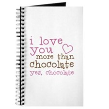 Love Chocolate Journal