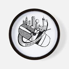 New DDB Logo Wall Clock