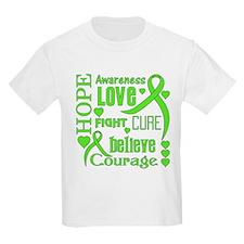 Lyme Disease Hope Words T-Shirt