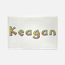 Keagan Giraffe Rectangle Magnet