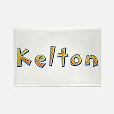 Kelton Giraffe Rectangle Magnet