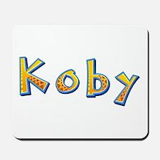 Koby Giraffe Mousepad