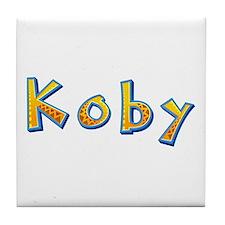 Koby Giraffe Tile Coaster