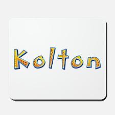 Kolton Giraffe Mousepad