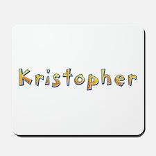 Kristopher Giraffe Mousepad
